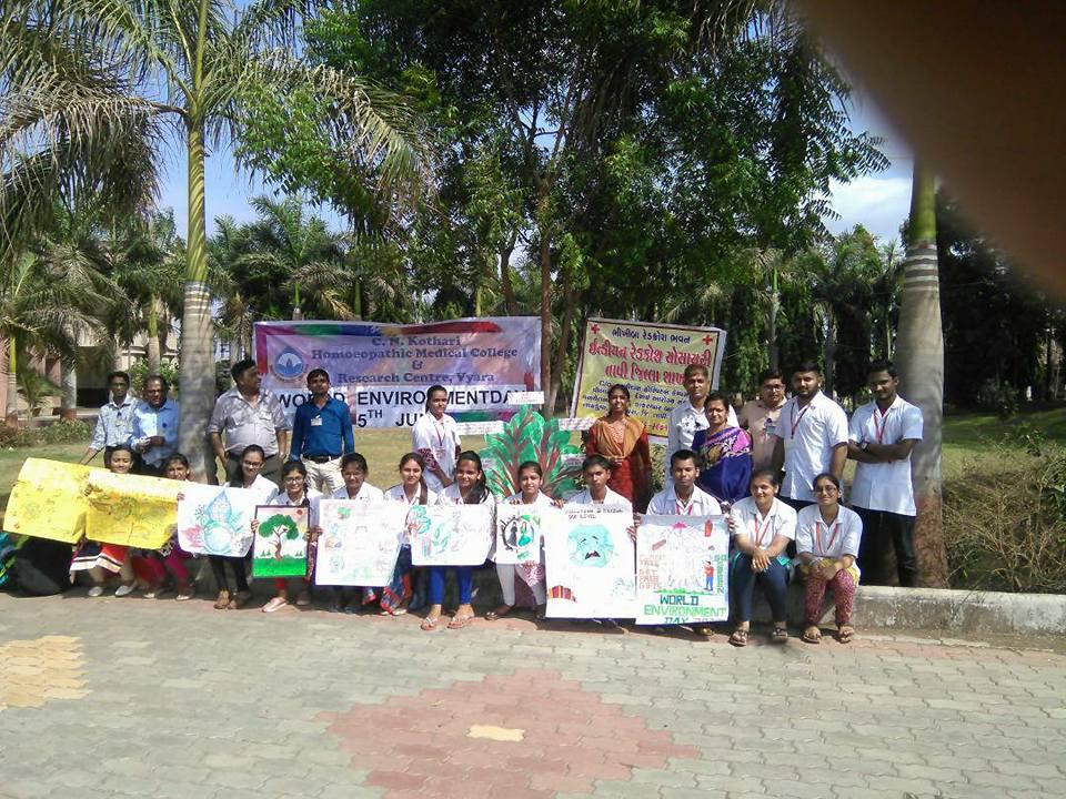 award slogan of world environment day